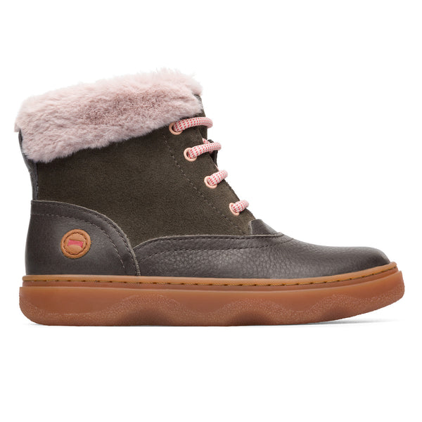 Camper Kido Grey Boot