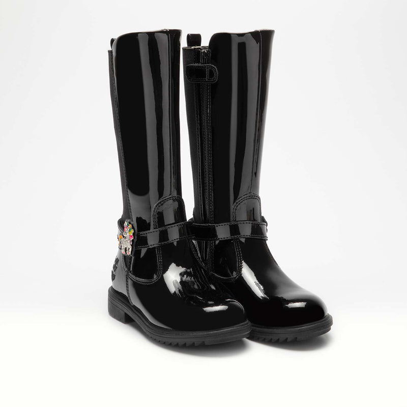 Lelli Kelly Frances Patent Boot