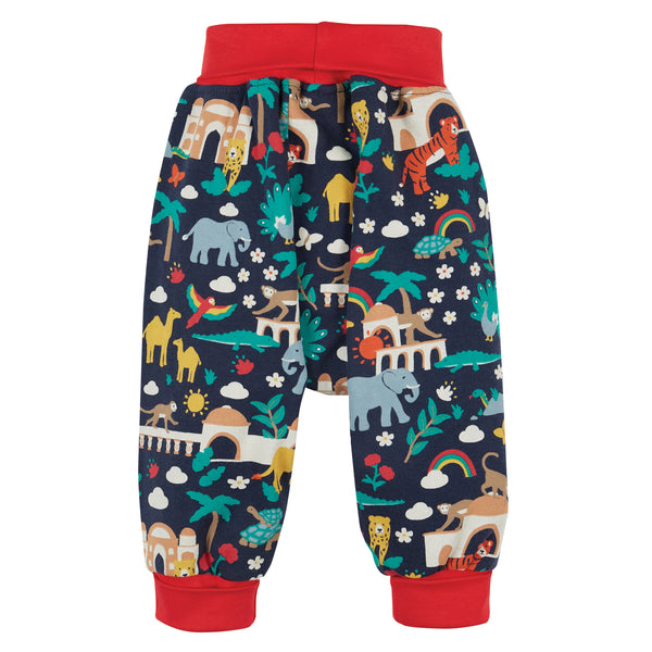 Frugi Indigo India Parsnip Pants