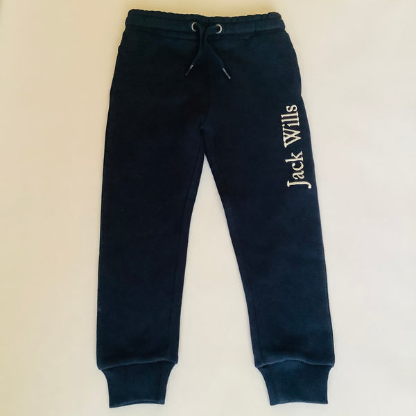 Jack Wills Navy Jogging Bottoms