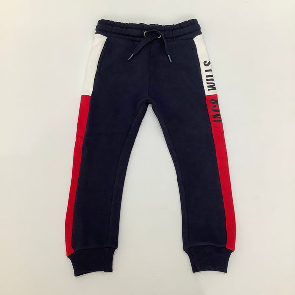 Jack Wills Joggers Navy/Red/White