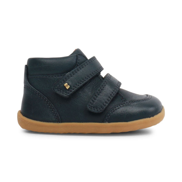 Bobux Step Up Timber Boot Navy