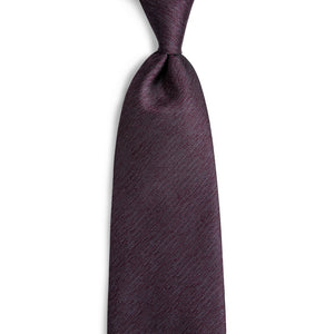 Men's Ties & Handkerchiefs Dark Brown Men's Necktie Set - Suit Monkey UK