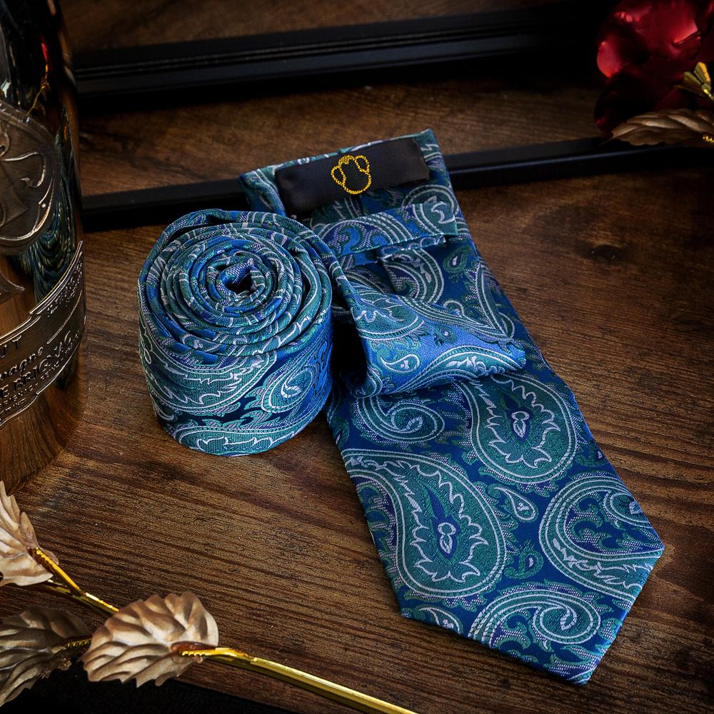 AN-1615 Men's Ties & Handkerchiefs Free Shipping!