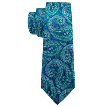 Load image into Gallery viewer, AN-1615 Men's Ties & Handkerchiefs Free Shipping!
