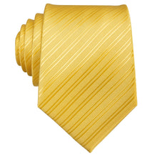 Load image into Gallery viewer, AN-5091 UNAVAILABLE Sunshine Men's Necktie Set Barry.Wang Official Store