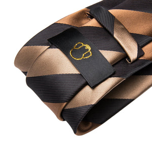Fashion Accessories Earth Colours Men's Necktie Set - Suit Monkey UK