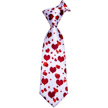Load image into Gallery viewer, Happy Hearts Men's Necktie Set Fashion Accessories Hi-Tie Official Store
