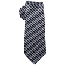 Load image into Gallery viewer, Metal Look Men's Necktie Set Fashion Accessories Barry.Wang VIP Store