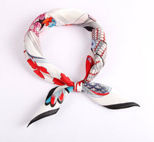 Load image into Gallery viewer, Serpents and Blooms Ladies' Scarf Fashion Accessories Suit Monkey UK