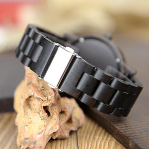 Quartz Watches Suit Monkey Wooden Watch - Suit Monkey UK