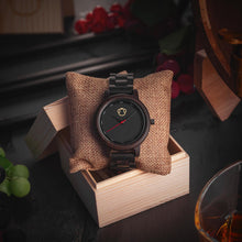 Load image into Gallery viewer, Quartz Watches Suit Monkey Wooden Watch - Suit Monkey UK
