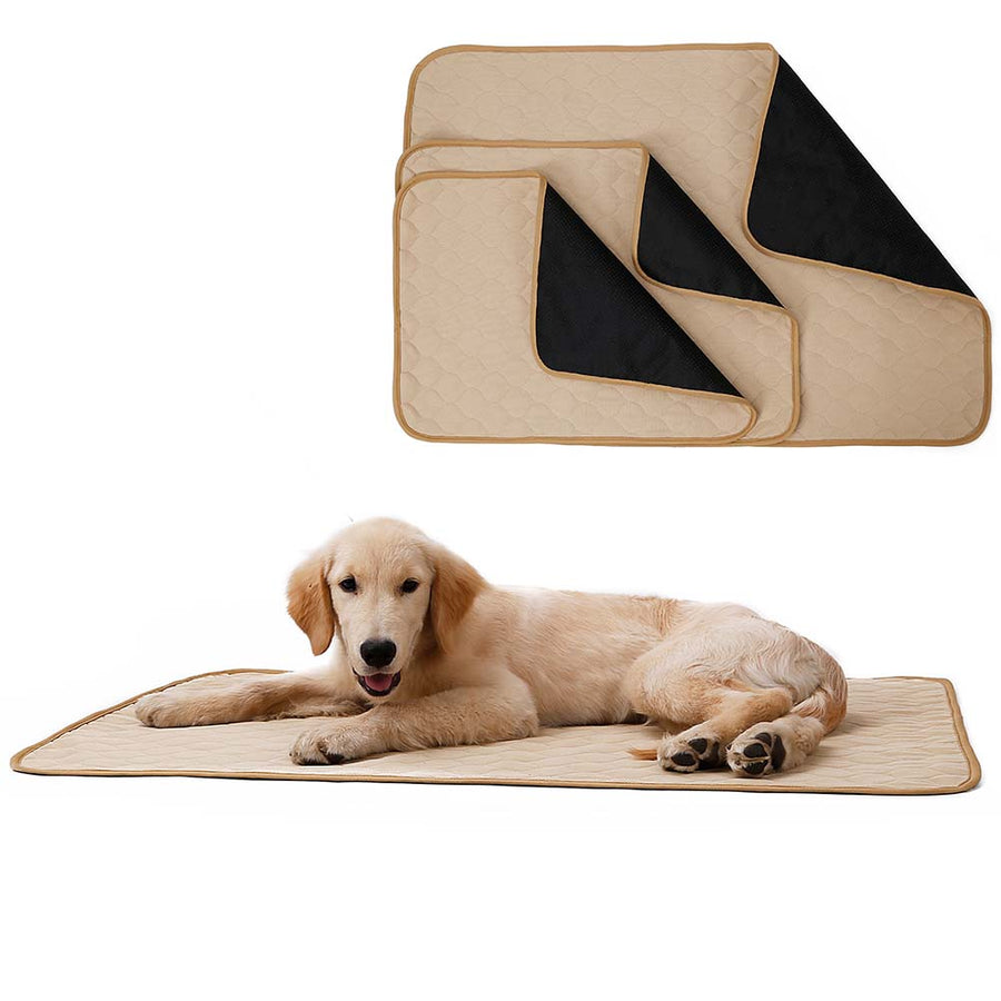 breathable dog mat brown QBLEEV