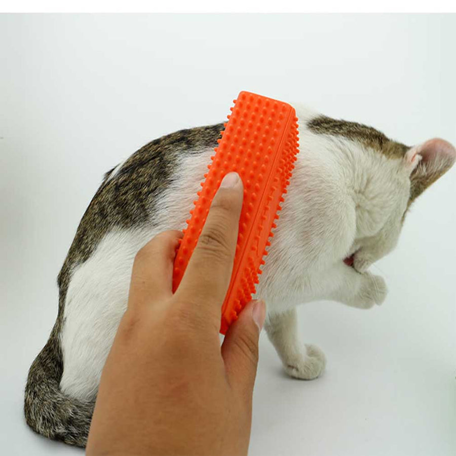 Silicone cat hair remover