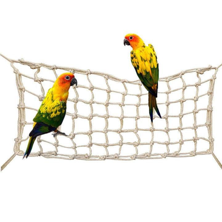 Climbing Net Rope for Bird