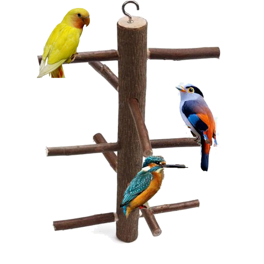 BIRD PERCH WOOD