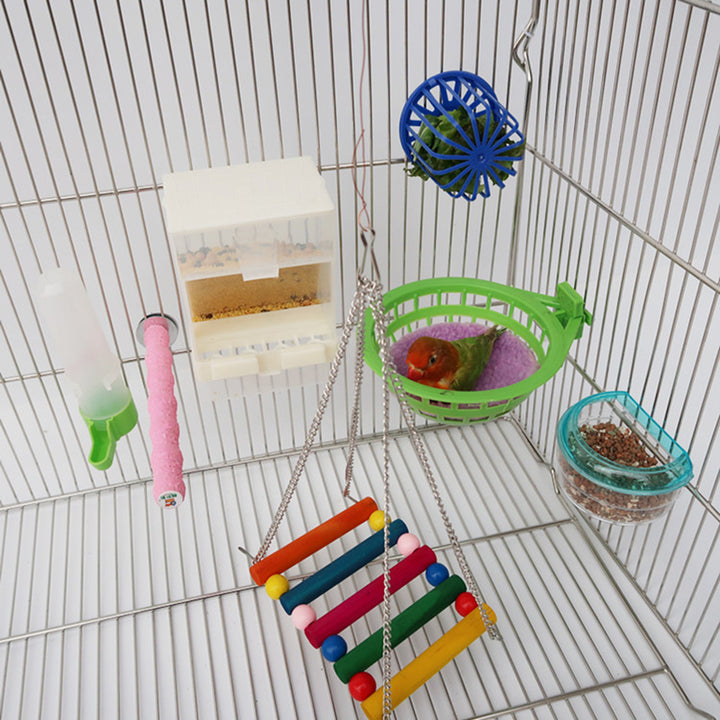 Bird Toys 7 Pieces