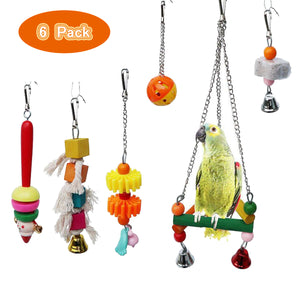bird training toys