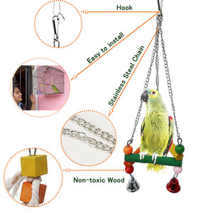 small bird toys introduction