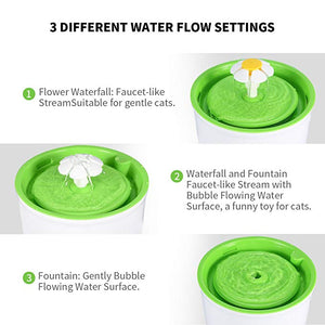 3-styles-of-Cat-water-fountain