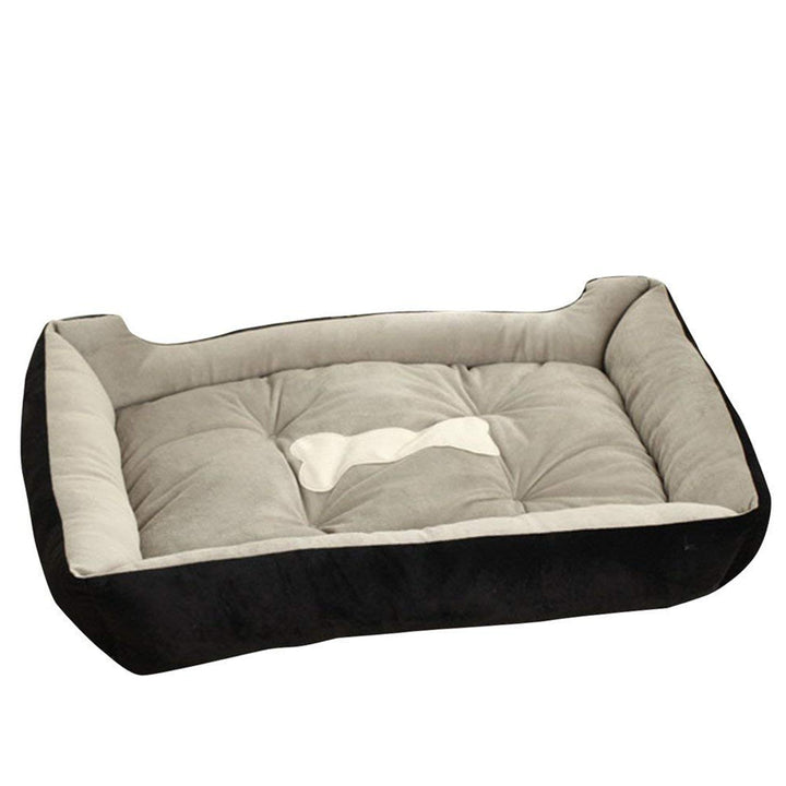 memory foam dog bed QBLEEV
