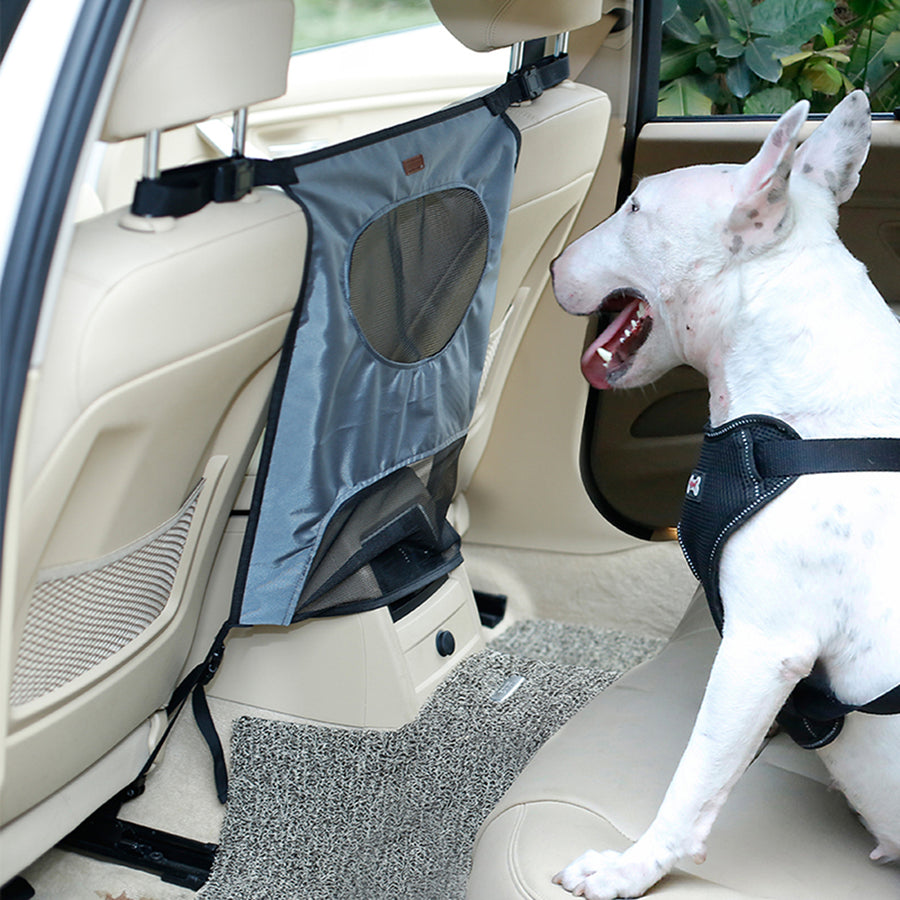 Portable Dog Travel Automobile Protectors Car Block Adjustable Divider