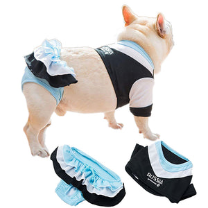 Cute Bikini Dog Dress QBLEEV