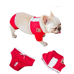 Cute Bikini Dog Dress