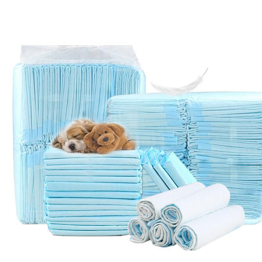 Dog Diaper Pad Pets Training Pads For Absorbing Water Pet Diaper Pad For Non-wet Pet Products