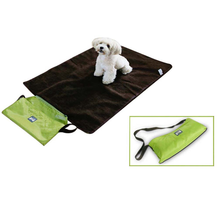 Reversible Dog Mat QBLEEV