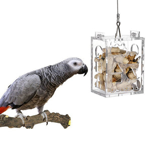 Foraging Creative Toys for parrots