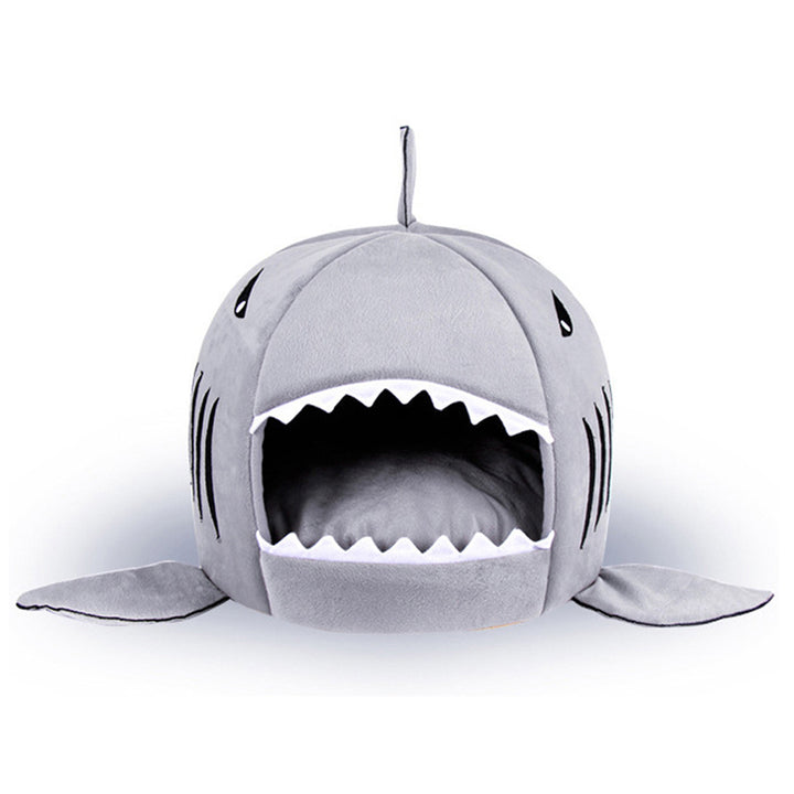 Shark Design Cat Bed