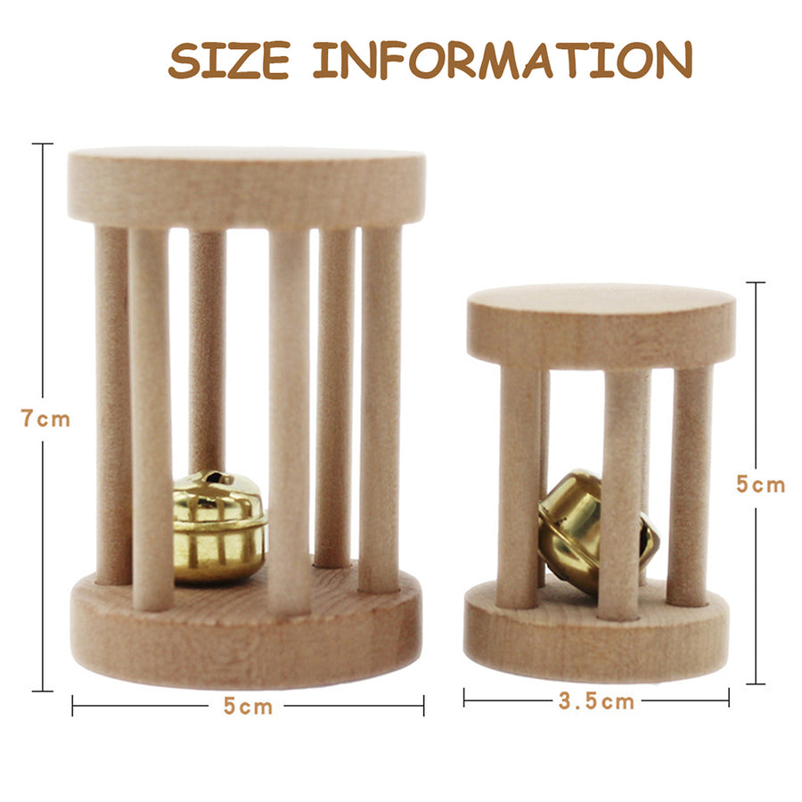 Macaw Toys Size Information