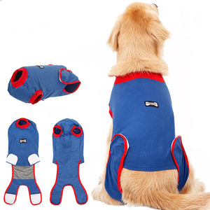 QBLEEV Recovery Suit for Dogs After Surgery