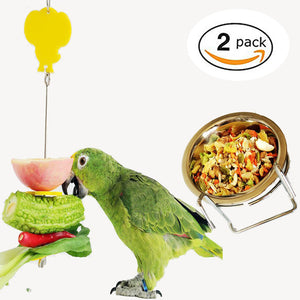 Bird Foraging Toys 2 PACK