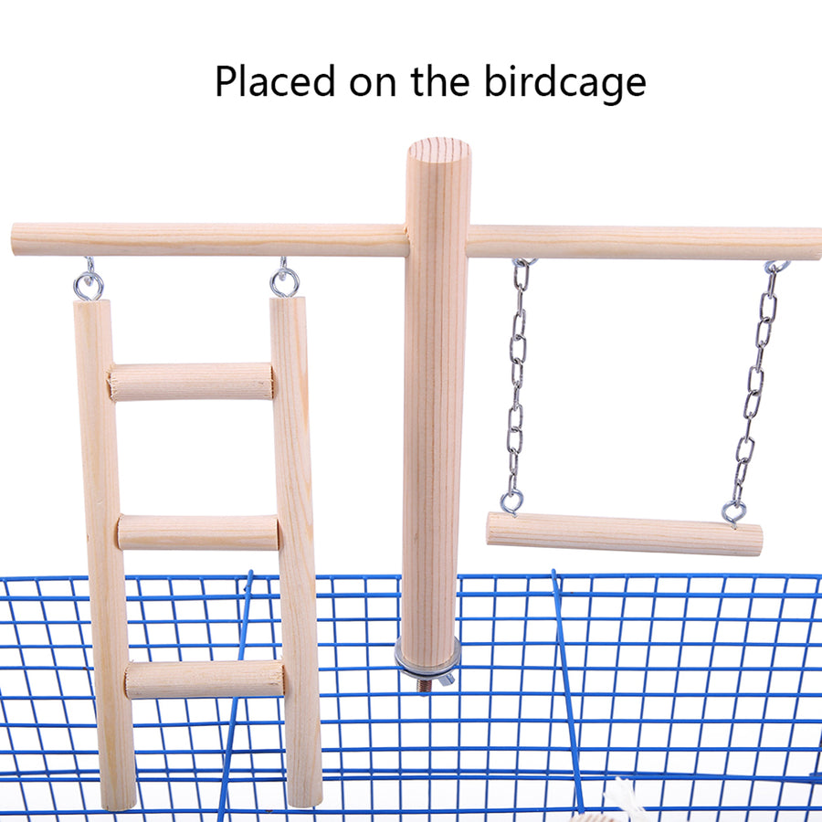 bird cage ladders