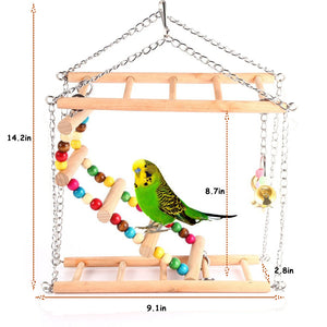 Bird Ladder Qbleev Size Information