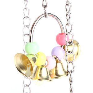Bird Toys with Bells