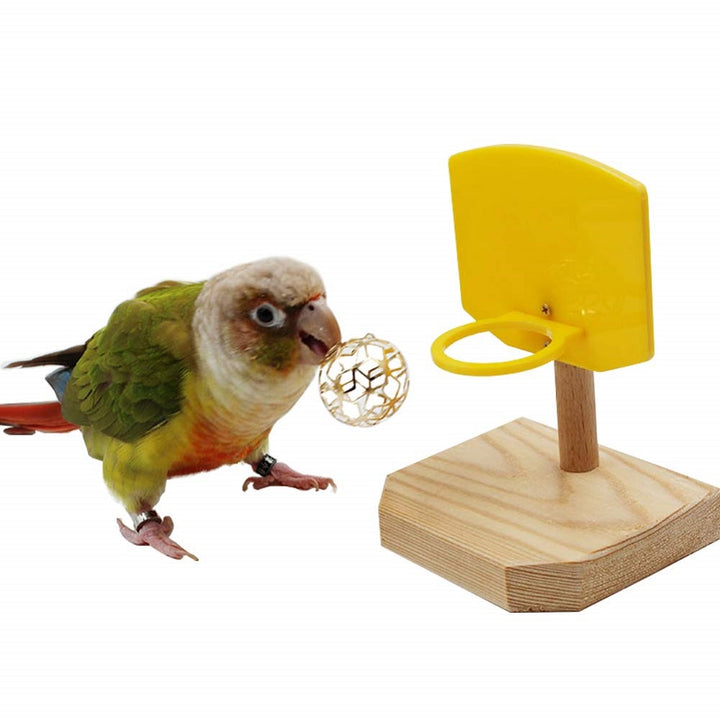 QBLEEV-Bird Basketball Training Toy