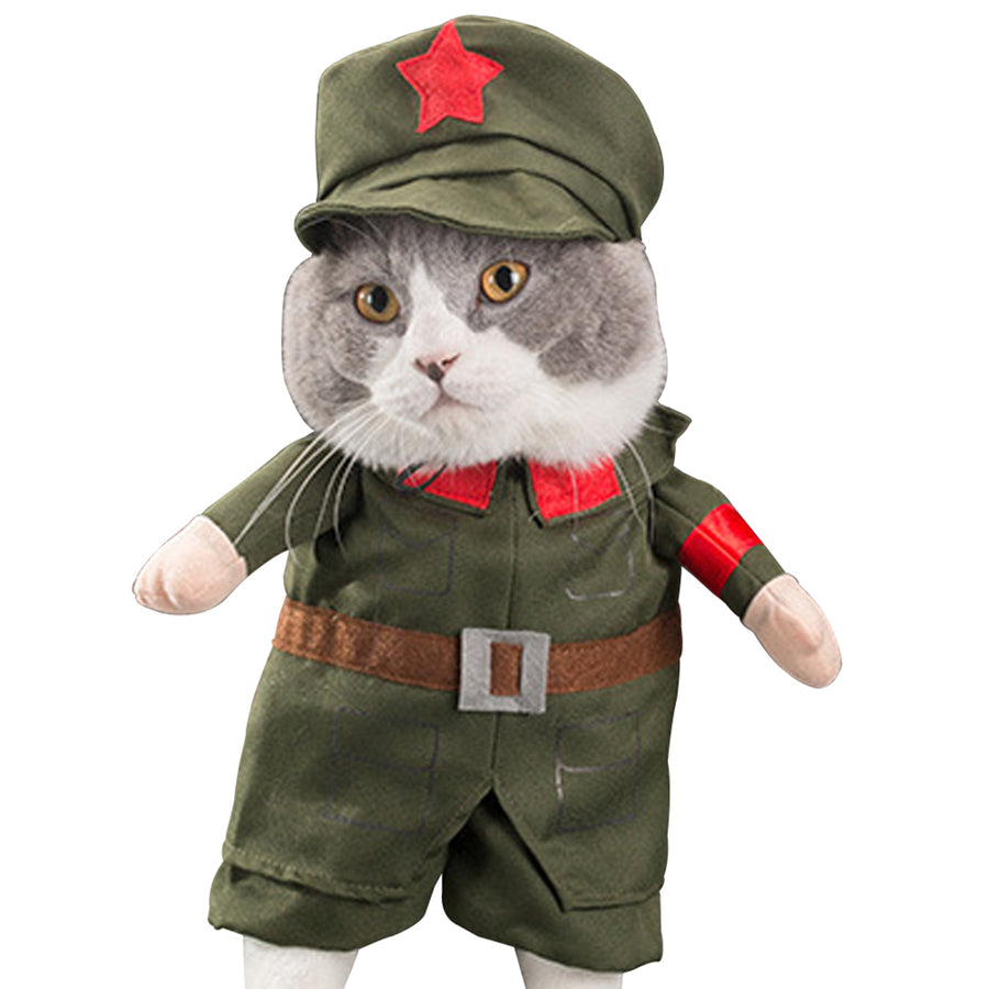 Cat Halloween Costume Cosplay Coat