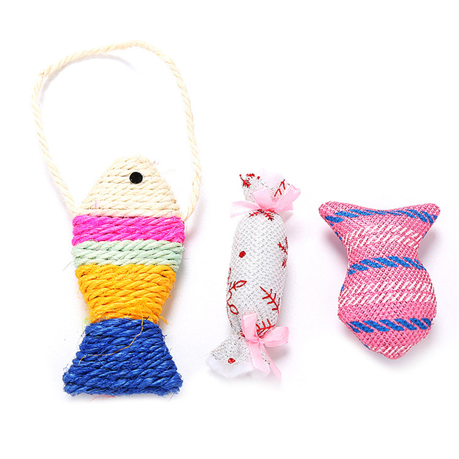 Pet Cat Toys 20PCS  for Christmas