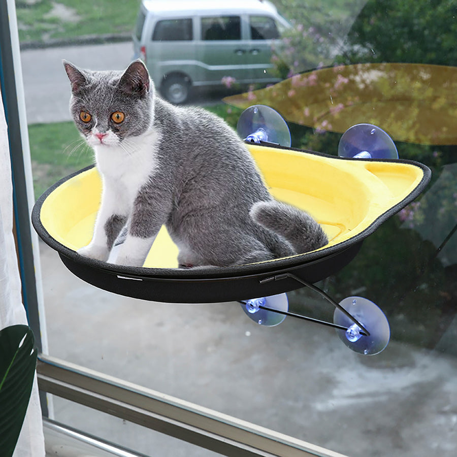 Cat Window Hammock & Seat