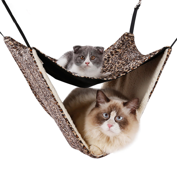 Cat Hammock Cage Hanging Furniture