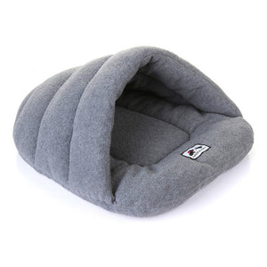 Pet Nest Warm Thick Bed Cave in Winter