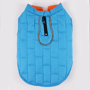 Puppy Dog 100% Waterproof Winter Coat Pet Reflective And Reversible Jacket