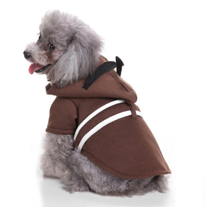 Pet Dog Cosplay Costume Puppy Witch Coat For Halloween Party