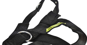 Qbleev Easy Walk Dog Harness Adjustable & Reflective