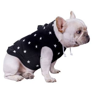 Pet Dog Hoodie Puppy Costume Lovely Christmas Dog Coat