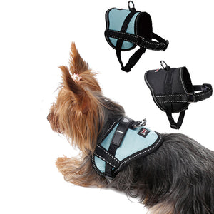 Breathable Cotton Pet  Harness