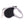 Qbleev retractable dog leash black
